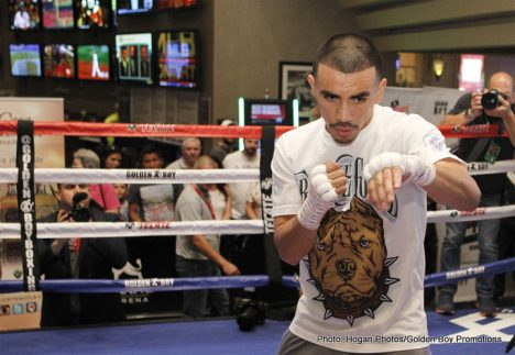 - Latest David Lemieux Frankie Gomez