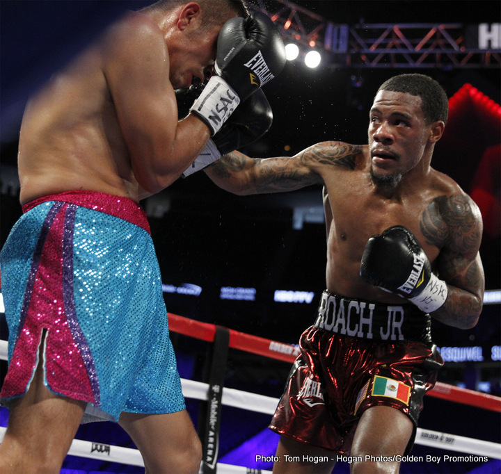 1-Roach_Hoganphotos » Boxing News 24