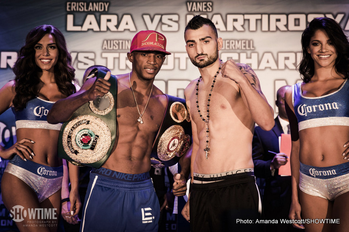 1-weigh in-0014 - Erislandy Lara and Vanes Martirosyan