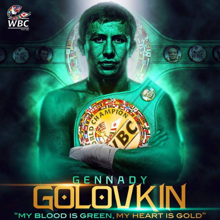 Gennady Golovkin Saul Alvarez