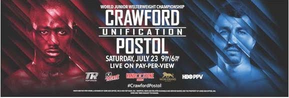 - Latest Terence Crawford