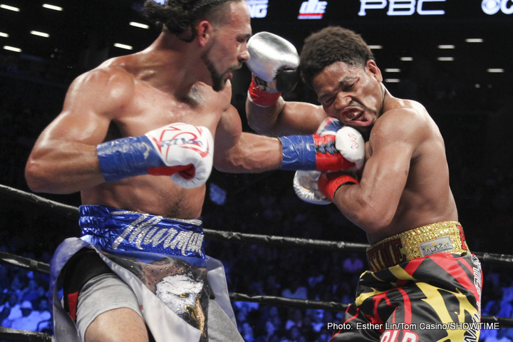 Thurman vs Porter