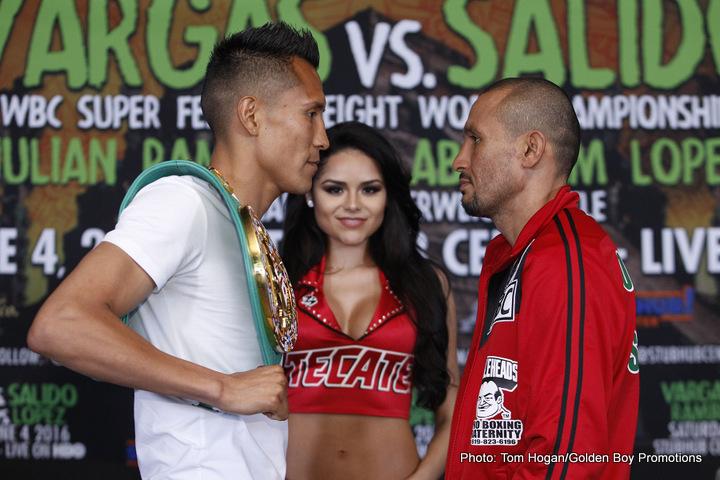 Orlando Salido Francisco Vargas Vargas vs. Salido Vargas-Salido