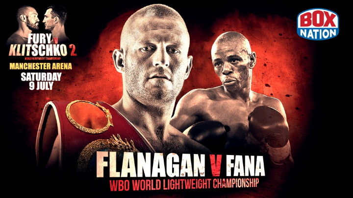 Latest Terry Flanagan