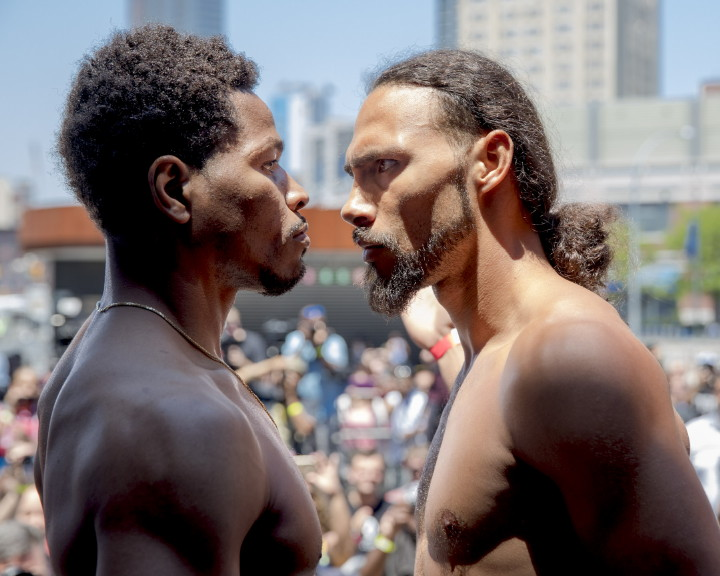 Shawn Porter and Keith Thurman