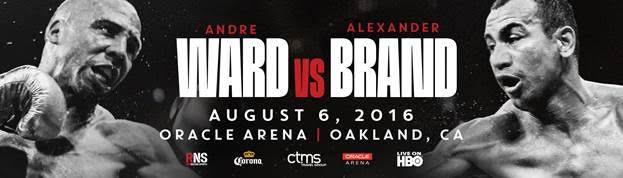 Andre Ward Alexander Brand Ward vs. Brand Ward-Brand