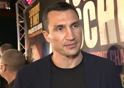 Tyson Fury Wladimir Klitschko Fury vs. Klitschko Fury-Klitschko