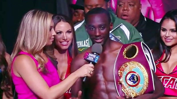 Manny Pacquiao Terence Crawford