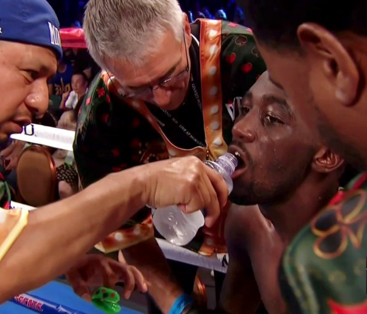 Terence Crawford Timothy Bradley
