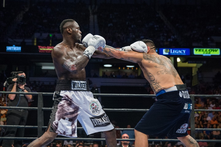 - Latest Chris Arreola Deontay Wilder