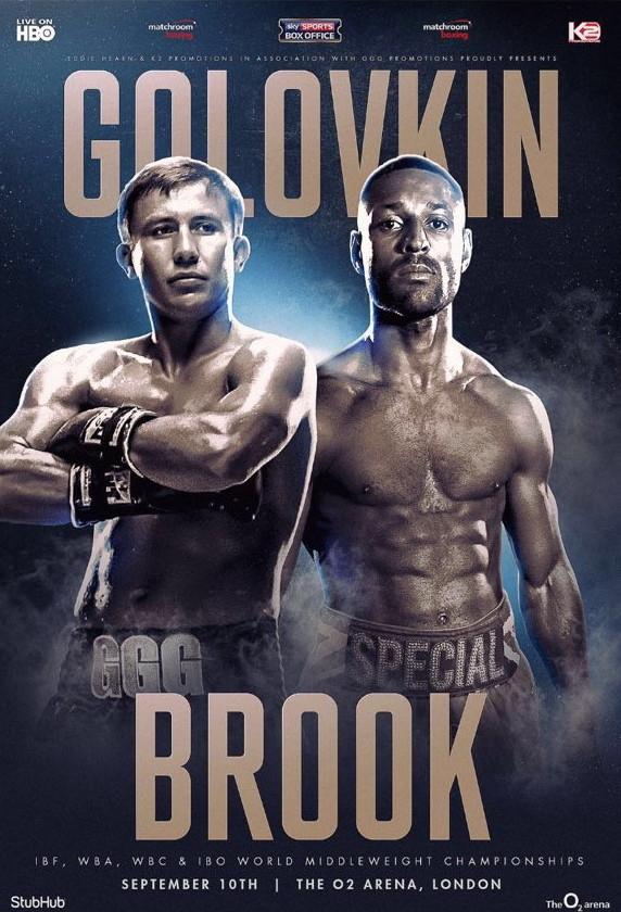 Gennady Golovkin Juan Manuel Marquez Kell Brook Golovkin vs. Brook Golovkin-Brook