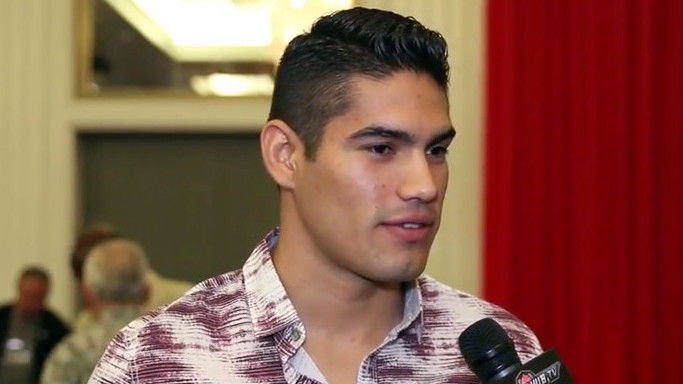 Gilberto Ramirez Habib Ahmed Ramírez vs. Ahmed
