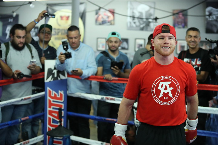 Conor McGregor To Face Canelo Alvarez, Not Floyd Mayweather