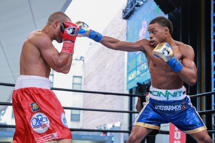 Errol Spence Jr Paulie Malignaggi