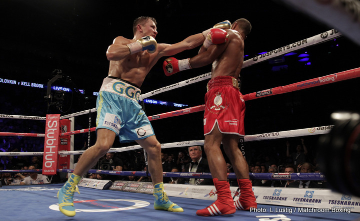 Kell Brook says he won't duck Errol Spence fight