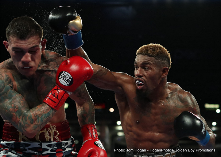 Latest Gabriel Rosado Rosado vs. Monroe Willie Monroe Jr