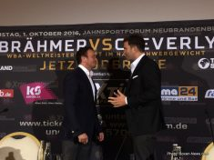 - Latest Jurgen Brahmer Nathan Cleverly Braehmer vs. Cleverly