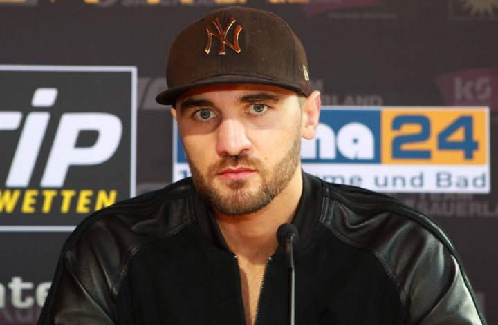 - Latest Jurgen Brahmer Nathan Cleverly