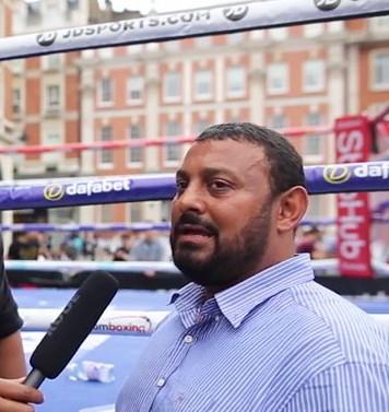 Gennady Golovkin Kell Brook Naseem Hamed