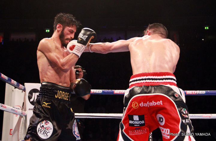 Joshua tips Crolla to win rematch against Linares