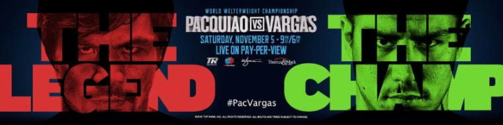 Risultati immagini per pacquiao vs Vargas Photos