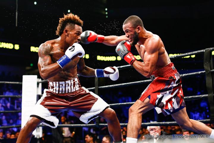 Latest Charlo vs. Williams Jermall Charlo Julian