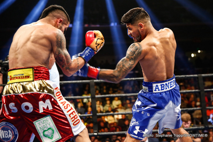 Abner Mares