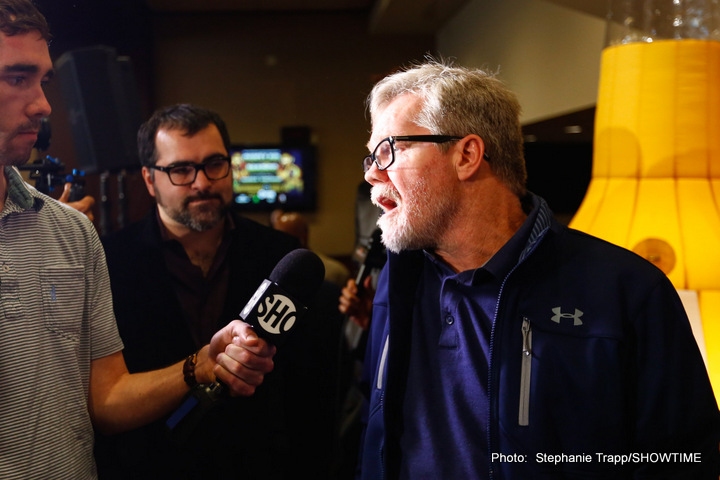 Freddie Roach Lucas Matthysse Manny Pacquiao Buboy Fernandez Pacquiao vs. Matthysse