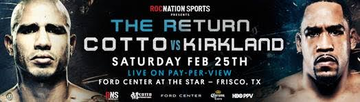 - Latest Guillermo Rigondeaux James Kirkland Miguel Cotto Cotto vs. Kirkland Rigondeaux vs. Flores