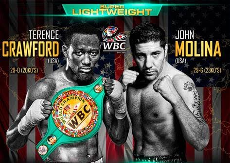 - Latest John Molina Terence Crawford