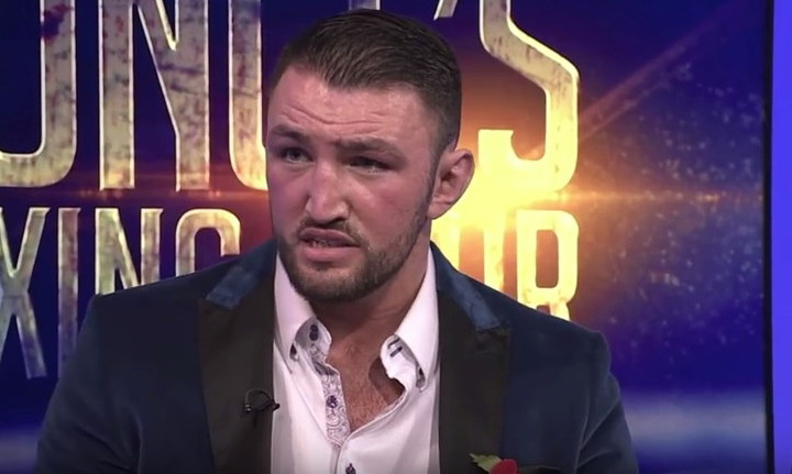 Hughie Fury     s father denied visa to enter New Zealand for Parker     By Jim Dower  Unbeaten    WBO contender Hughie Fury           KOs  will be without his trainer father Peter Fury for his May   fight against WBO heavyweight