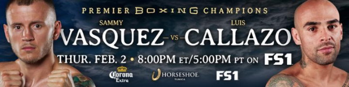 - Latest Luis Collazo Sammy Vasquez Jr.