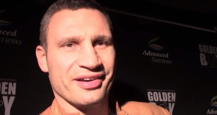 Lennox Lewis Vitali Klitschko
