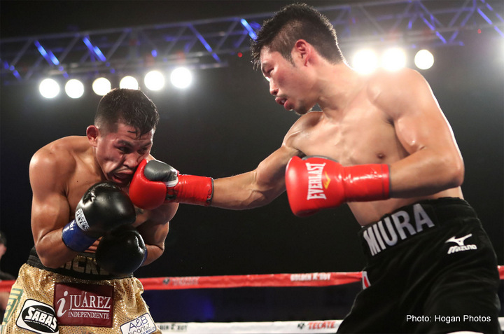 Latest Mickey Roman Miura vs. Roman Takashi Miura