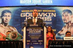 - Latest Daniel Jacobs Gennady Golovkin Golovkin vs. Jacobs