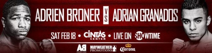 - Latest Adrien Broner Floyd Mayweather Jr