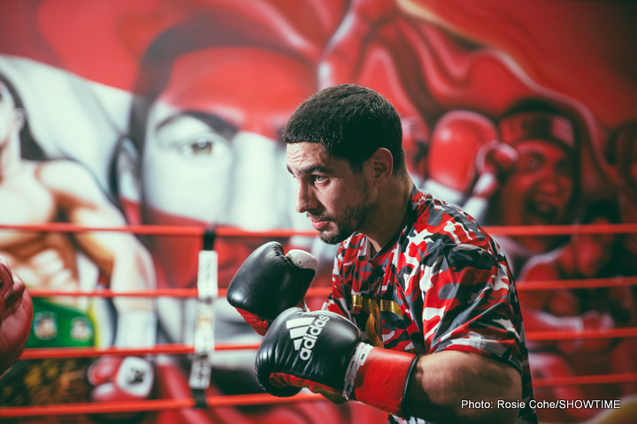 Danny Garcia Keith Thurman
