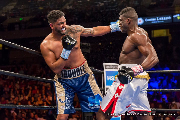 What S Next For Dominic Breazeale Boxing News 24 Boxing News 24