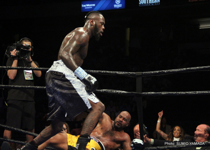 6be00e916ff0 Deontay Wilder vs. Luis Ortiz on Nov.4 at Barclays Center, Brooklyn, NY
