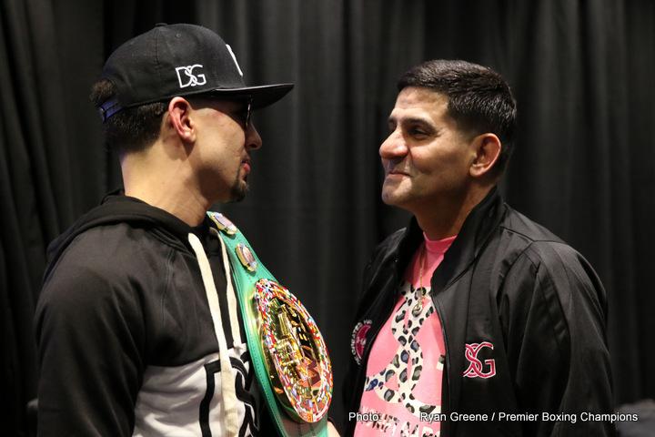 - Latest Danny Garcia Keith Thurman Garcia vs. Thurman