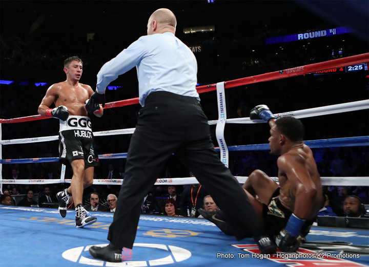 Daniel Jacobs Gennady Golovkin Golovkin vs. Jacobs