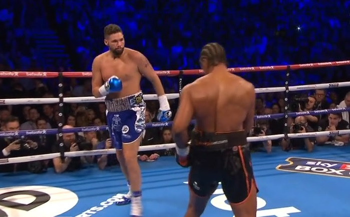 David Haye Tony Bellew Bellew vs. Haye