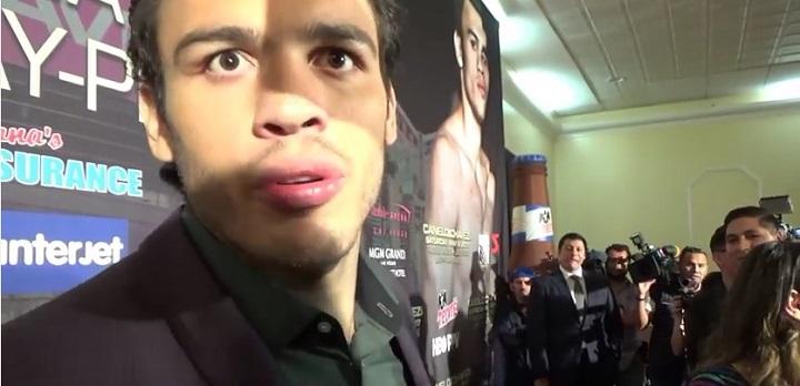 Canelo Alvarez Julio Cesar Chavez Julio Cesar Chavez Jr.