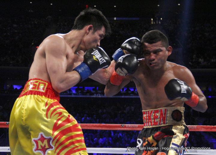 Roman Gonzalez Gonzalez vs. Rungvisai Srisaket Sor Rungvisai