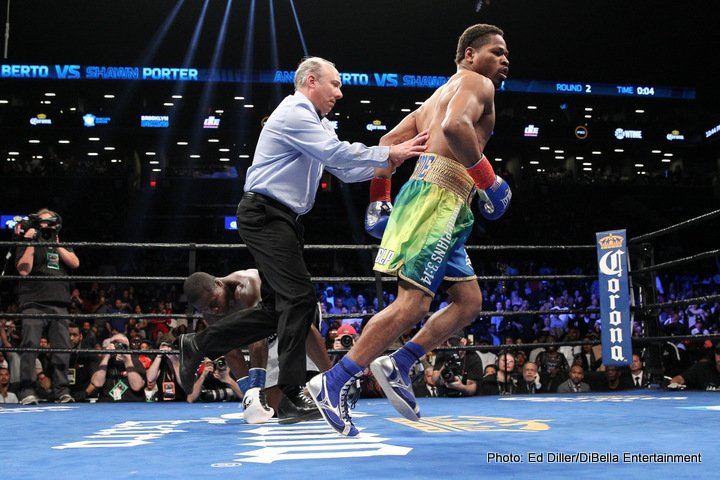 - Latest Shawn Porter Thomas Dulorme