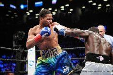 - Latest Andre Berto Shawn Porter Porter vs. Berto