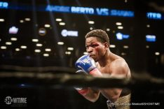 - Latest Andre Berto Shawn Porter Porter vs. Berto