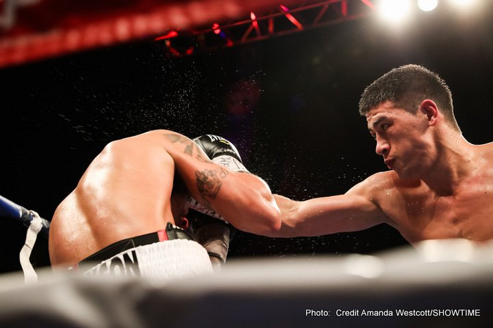 Latest Bivol vs. Clarkson Dmitry Bivol Samuel Clarkson
