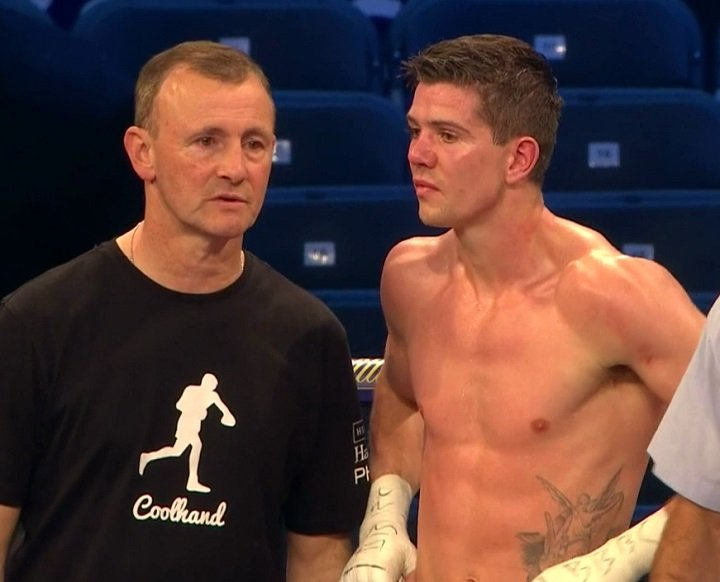 Latest Darleys Perez Luke Campbell