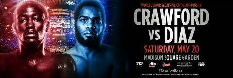 - Latest Felix Diaz Terence Crawford